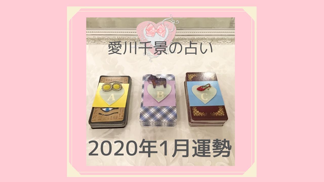 202001運勢